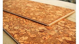 Пробковые покрытия для стен и полов