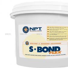 Клей эластичный силановый однокомпонентный NPT S BOND FLEX 7 кг