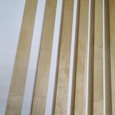 Декоративная рейка Береза 18мм х 30мм