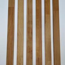 Декоративная рейка Бук 18мм х 30мм
