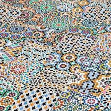 Ламинат Falquon коллекция Quadraic Mosaic Q001, 32 класс