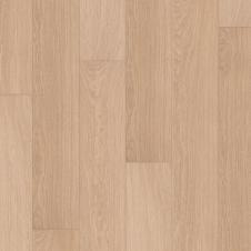 Ламинат влагостойкий Quick Step Impressive, Доска Белого Дуба Лакированная IM3105, 33 класс
