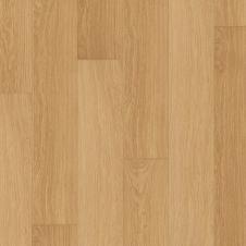 Ламинат влагостойкий Quick Step Impressive, Доска Натурального Дуба лакированного IM3106, 33 класс