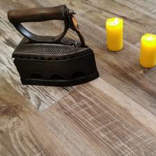 Каменный ламинат Stone floor SPC Дуб Лофт Коричневый 340-16 HP