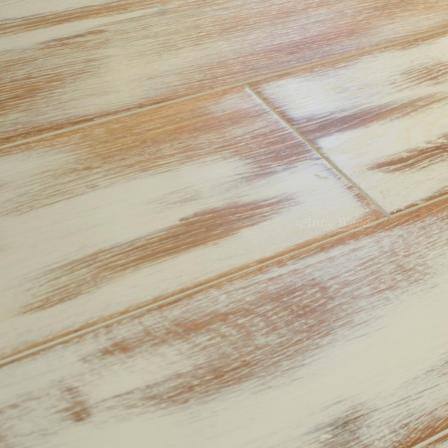 Массивная доска Antic Wood  Папирус патина