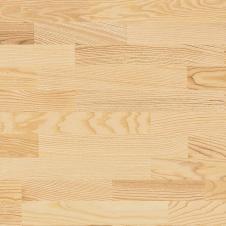 Паркетная доска Tarkett Salsa, Ясень Натур 550049061, 3-х полосная