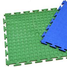 Модульная плитка ПВХ 500х500х5 мм цветные модули