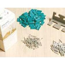 Защёлки для плинтуса / Набор для установки плинтусов Pergo . Арт. 45250