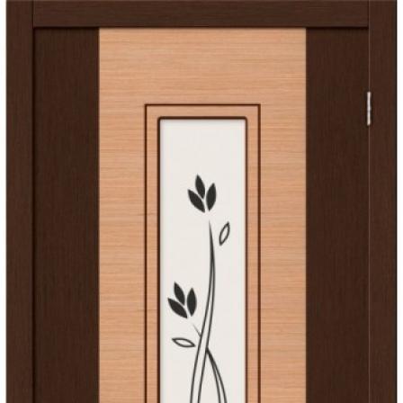 Дверь межкомнатная Bravo Стандарт, Этюд стекло