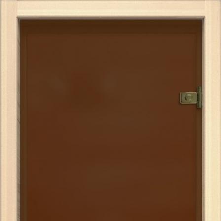 Дверь межкомнатная Bravo, Кноб Е С
