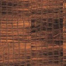 Кожаные полы СORKSTYLE, Коллекция CorkLeather, Aligator Gold, Швейцария, 31 класс