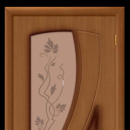 Дверь межкомнатная Bravo Стандарт, Лагуна стекло