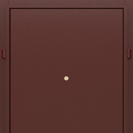 Дверь входная стальная Bravo Оптим Практик, Лайт