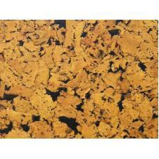 Пробковое настенное покрытие пластинами Ibercork Стандарт, Лерида амарил/негро