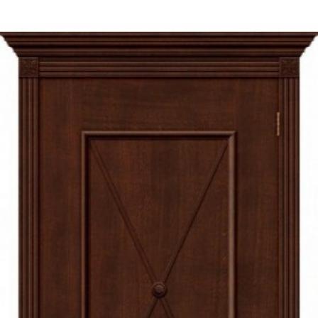 Дверь межкомнатная Bravo Луи II