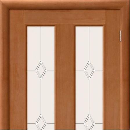Дверь межкомнатная Bravo, М-15 стекло