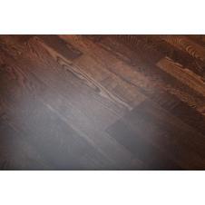 Паркетная доска Baum, коллекция Classic, Дуб Кофе 09, трёхполосная
