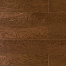 Паркетная доска Amber Wood Дуб Миндаль Лак 14х148х1860 мм