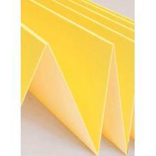 Подложка-гармошка полистирол (XPS) желтая