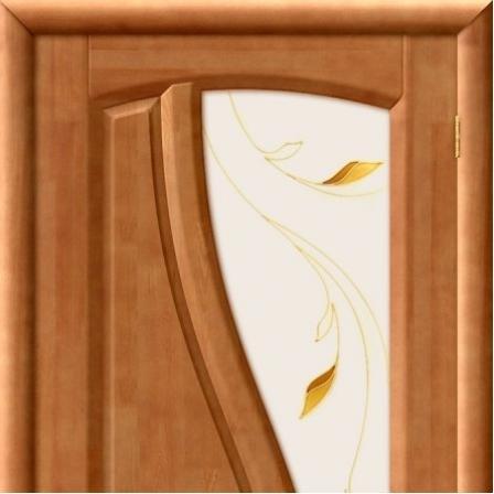 Дверь межкомнатная Bravo, Рафаэль стекло