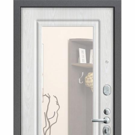 Дверь входная стальная Bravo Groff Premium, P-2 206