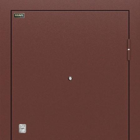 Дверь входная стальная Bravo Оптим Декор, Стандарт