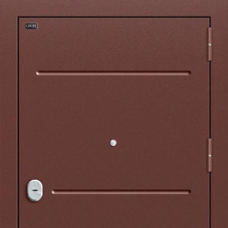 Дверь входная стальная Bravo Groff Technics, Т-2 221 95 мм