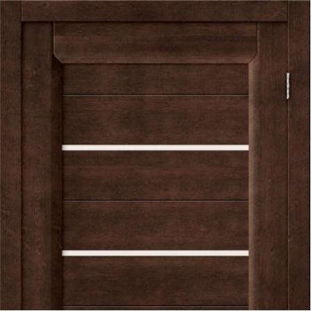 Дверь межкомнатная Bravo, Тассо-3 стекло