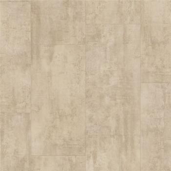 Виниловая плитка  Quick-Step AMBIENT CLICK Травертин крем AMCL40046